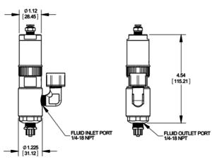 7021011_NordsonEFD 725DA Acetal piston valve drawing
