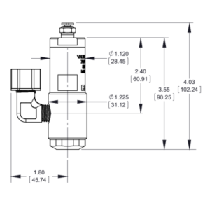 7021015 Nordson EFD 725HF-A_drawing