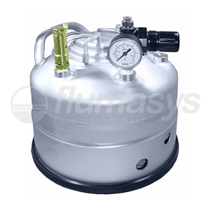 3800ML-LTSS-3,8L stainless steel 316 standard vessel