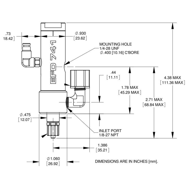7021239_NordsonEFD_741V-SS-TR_needle_valve_drawing