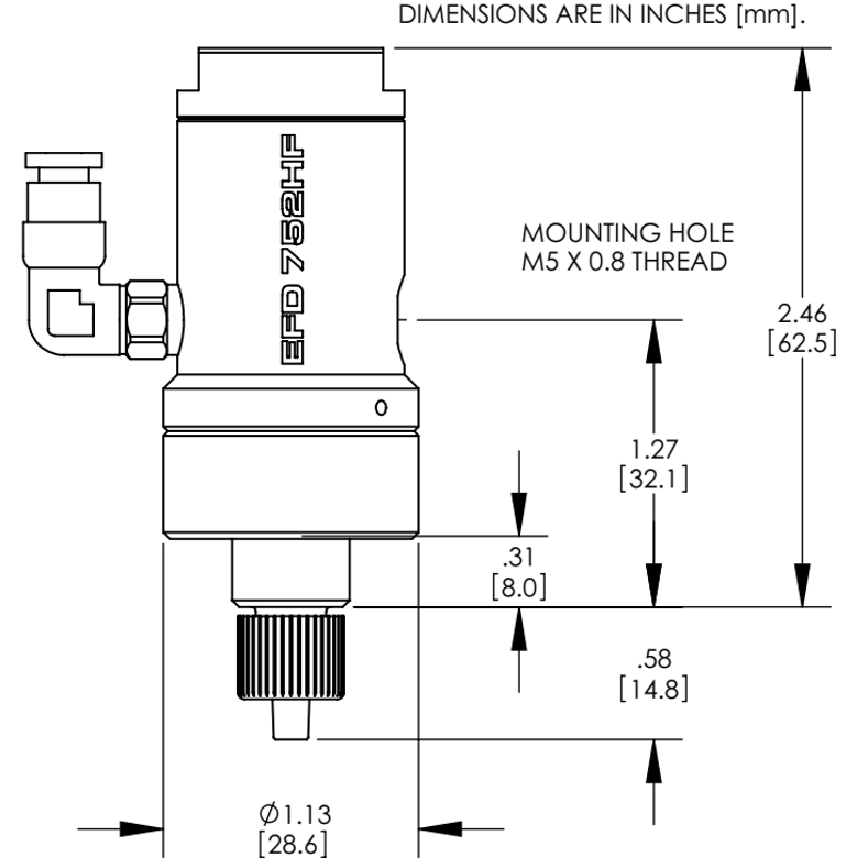 NordsonEFD_752HF_drawing