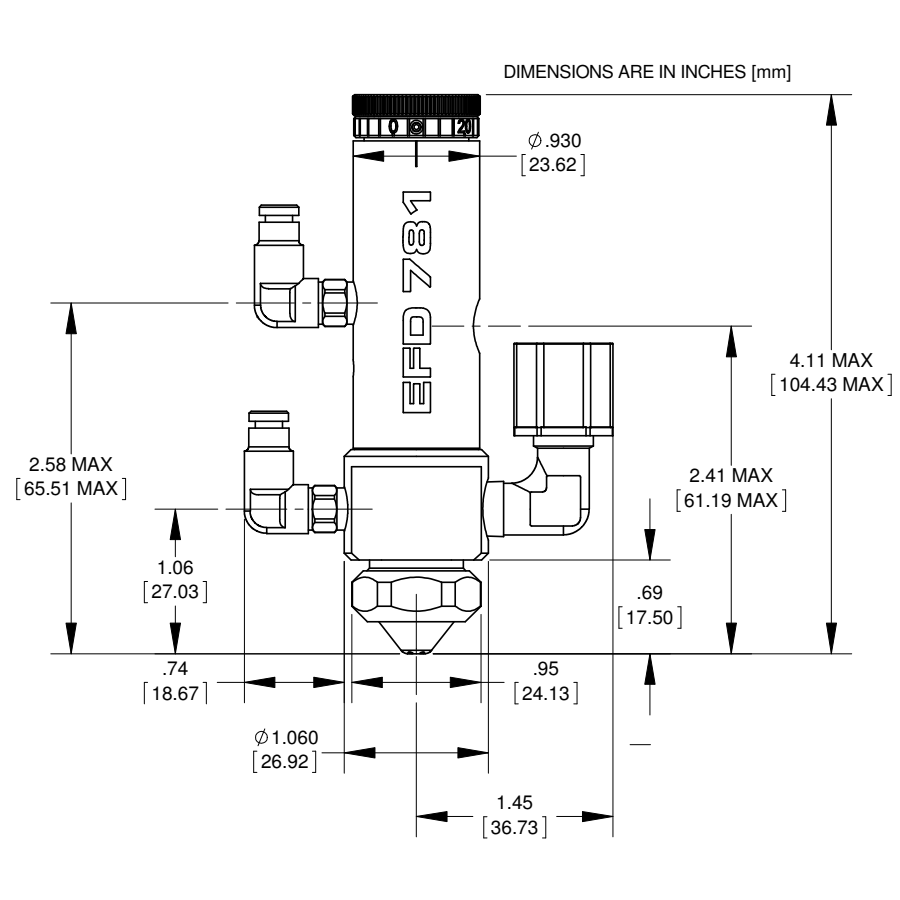 NordsonEFD_781S-SS_Spray_valve_drawing