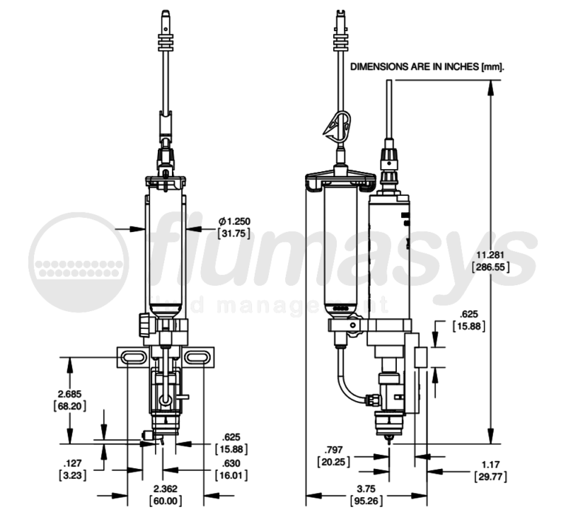 NORDSONEFD-7021916 AUGER VALVE, SLD HD, BRUSH MTR_Drawing