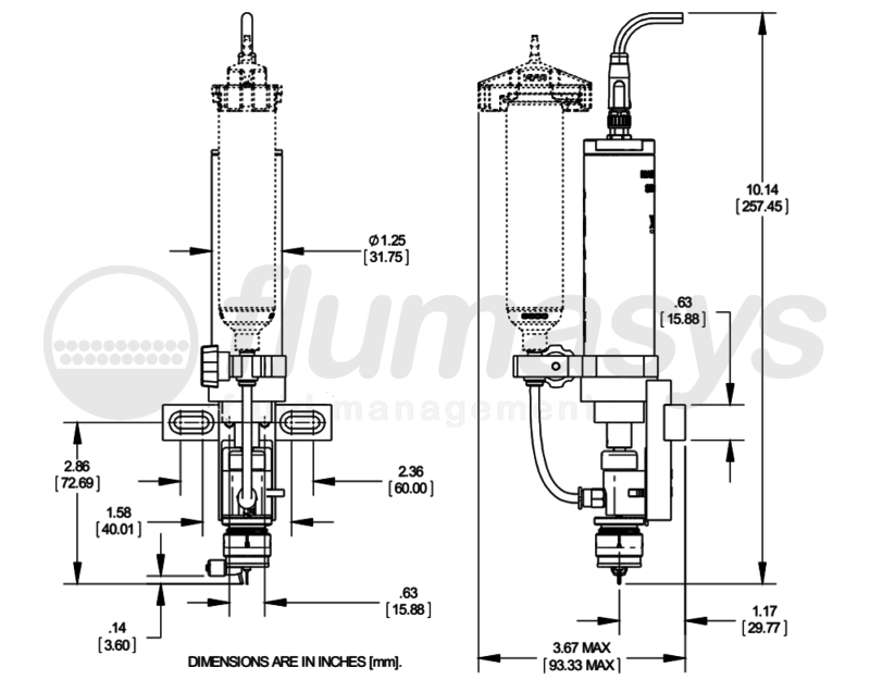 NORDSONEFD-7029744 AUGER VALVE SLD HD BRUSHLESS 16P_drawing
