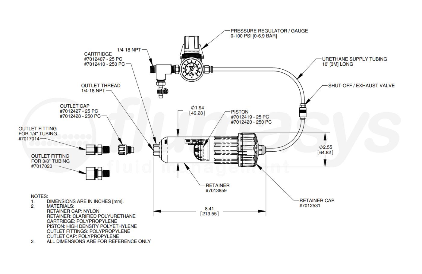 7012435_NordsonEFD_Optimum_retainer_system_6OZ_0-7bar_drawing