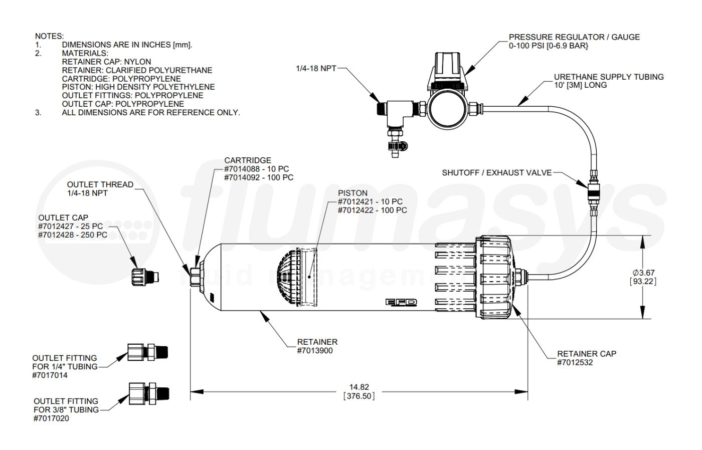 7014100_NordsonEFD_Optimum_retainer_system_32OZ_0-7bar_drawing
