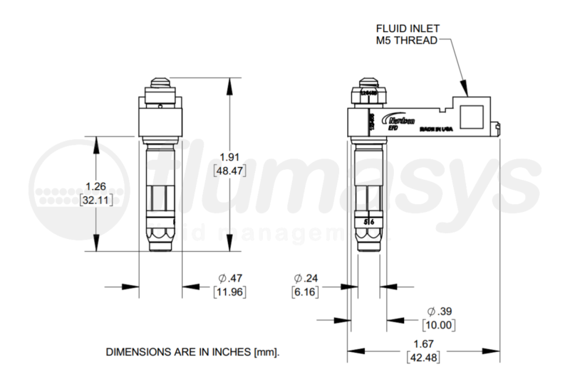 NORDSONEFD_Pico Pulse Fluid Assembly P30_drawing