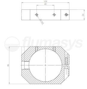 RBL2032_Flumasys_Optimum_retainer_bracket_large_drawing