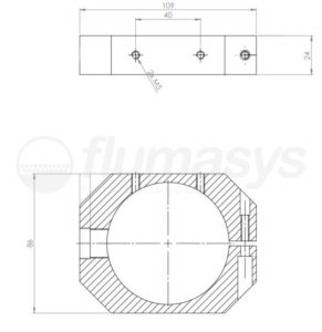 RBL2032_Flumasys_Optimum_retainer_bracket_large_drawing