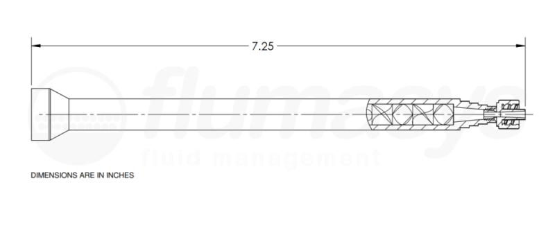 7700875_Nordson_EFD_160-718LL_TAH_static_mixer_drawing