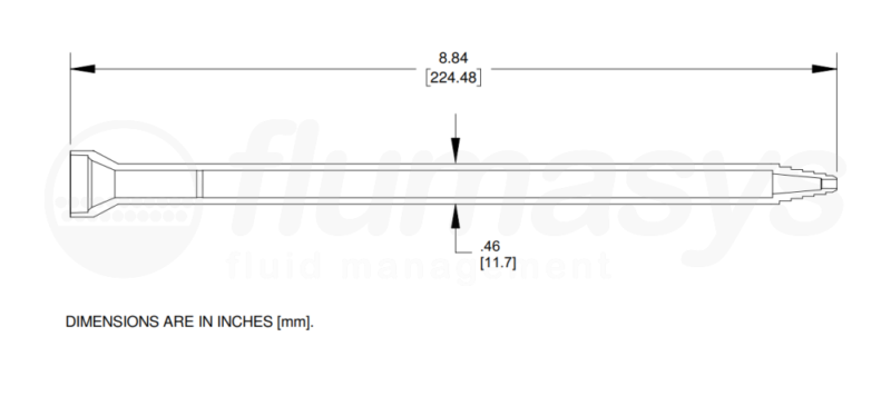 7700876_Nordson_EFD_160-724_TAH_static_mixer_drawing