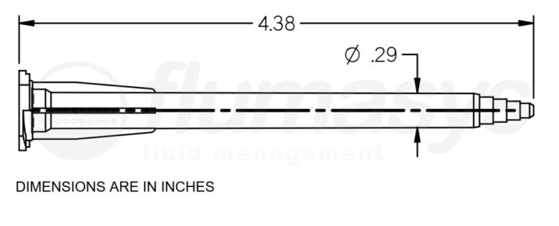 7701449_Nordson_EFD_190-517-01_TAH_static_mixer_drawing