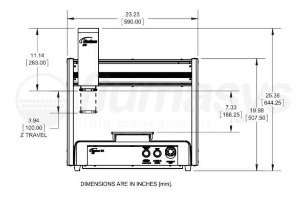 7361347_Nordson_EFD_ROBOT_E4TP_3AXIS_400X400X100MM_drawing_front