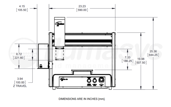 7361351_Nordson_EFD_ROBOT_E4V_3AXIS_350X400X100MM_drawing_front