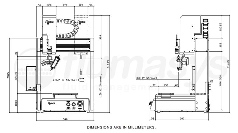7363572_Nordson_EFD_ROBOT_R3V_4AXIS_300x300x150MM_drawing