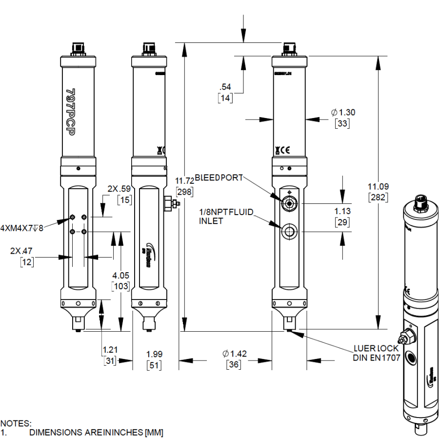 NordsonEFD_797PCP_0.15_cavity_pump_Drawing