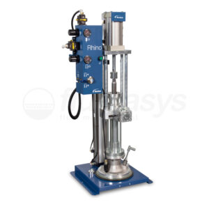 Nordson_5gal_single_post_pneumatic_bulk_unloader_picture
