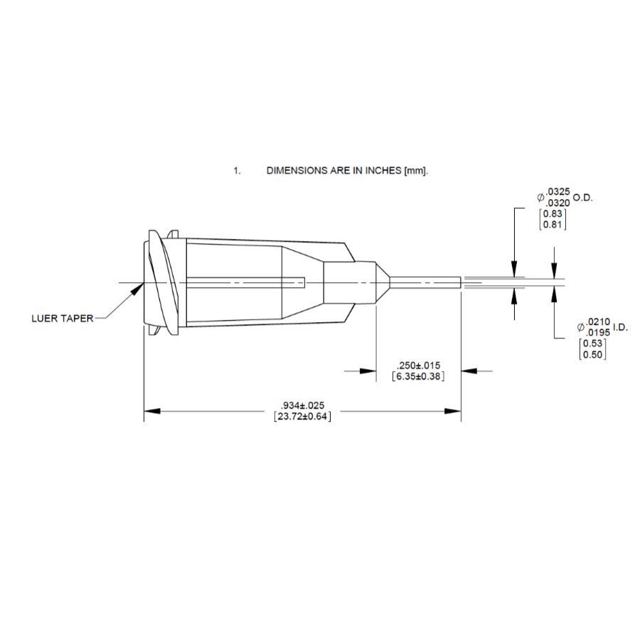 7005005_NordsonEFD_General_Purpose_Tips_Drawing