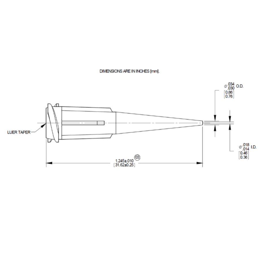 7005007_NordsonEFD_Tapered_Tips_Drawing