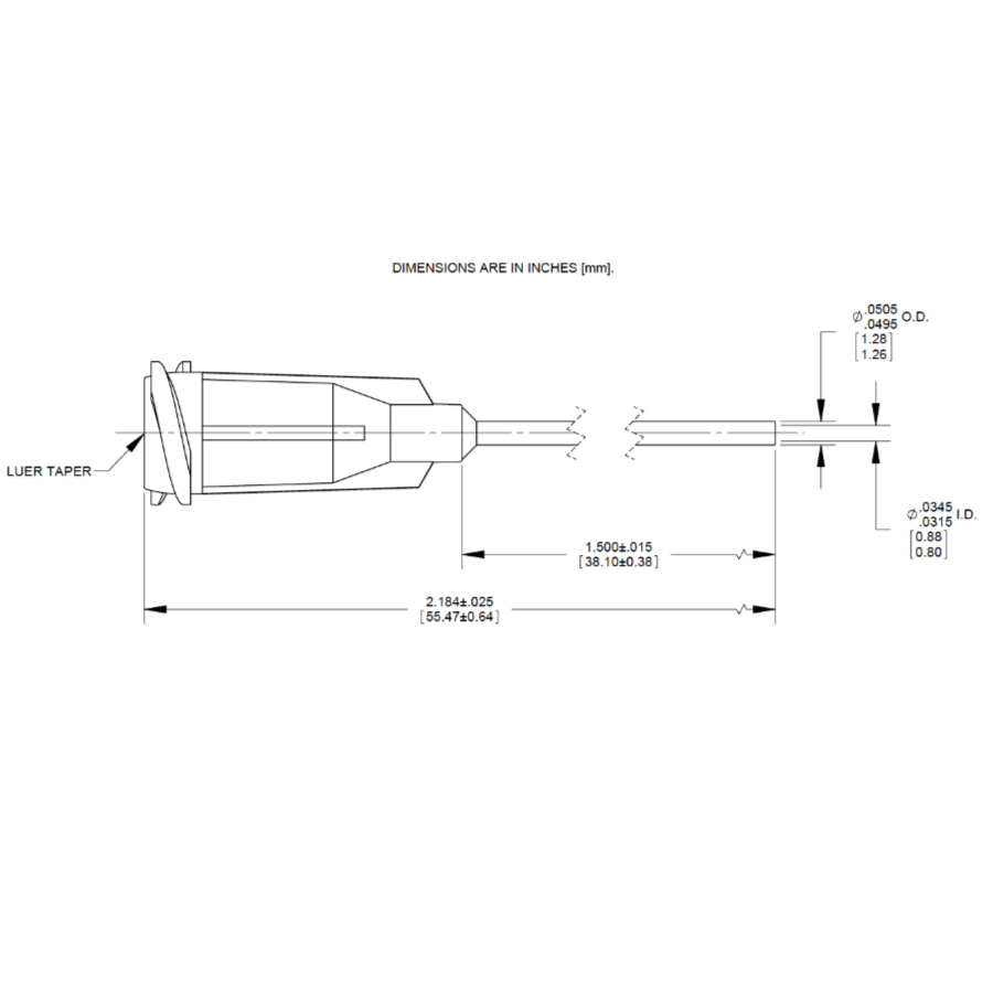 7018113_NordsonEFD_General_Purpose_Tips_Drawing