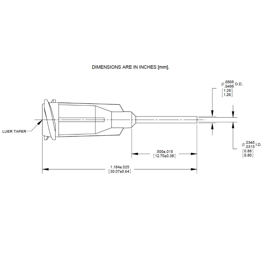 7018122_NordsonEFD_General_Purpose_Tips_Drawing
