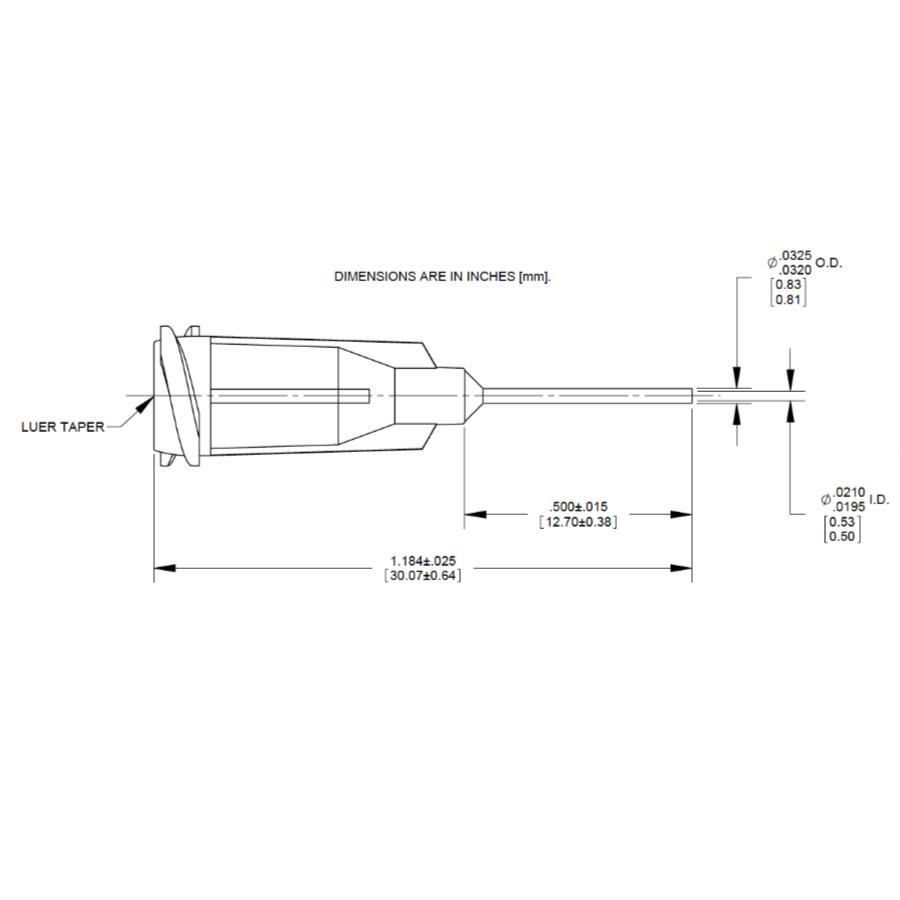 7018233_NordsonEFD_General_Purpose_Tips_Drawing