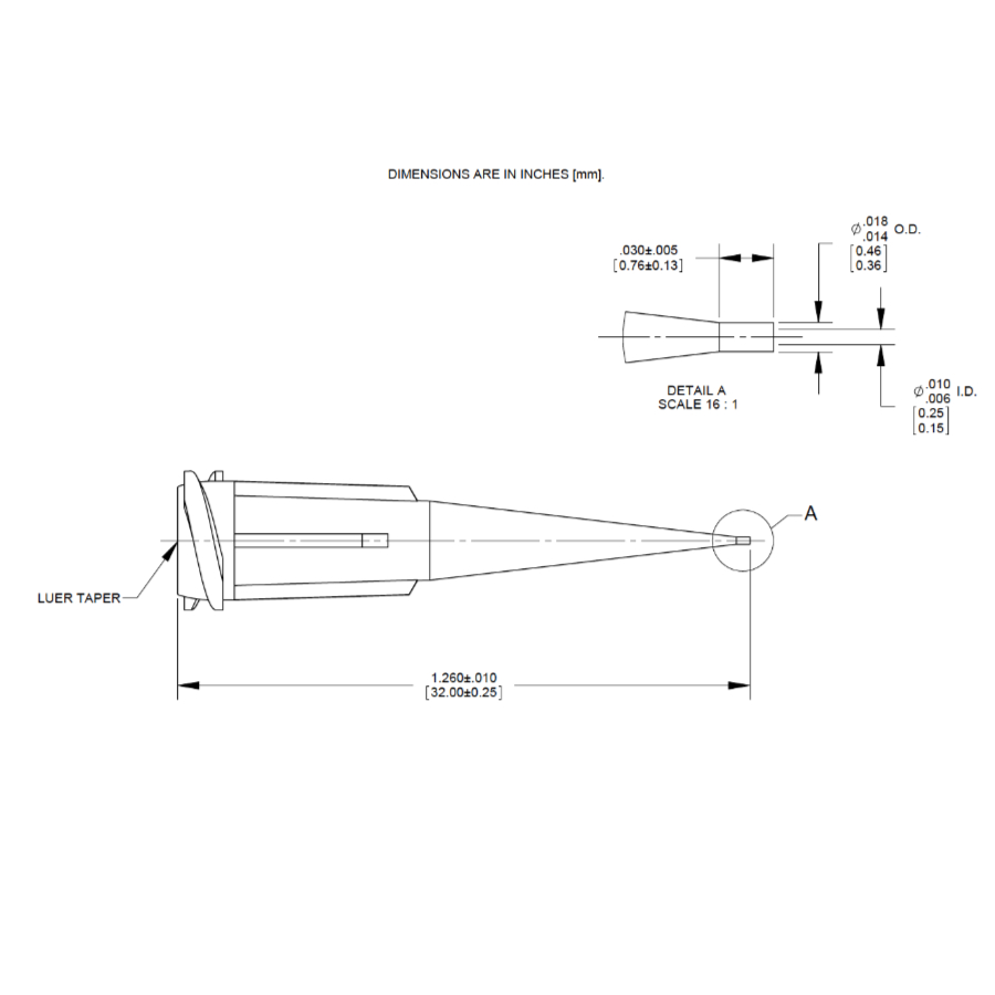 7018417_NordsonEFD_Tapered_Tips_Drawing